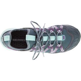 Merrell Choprock Sandals Women blue smoke